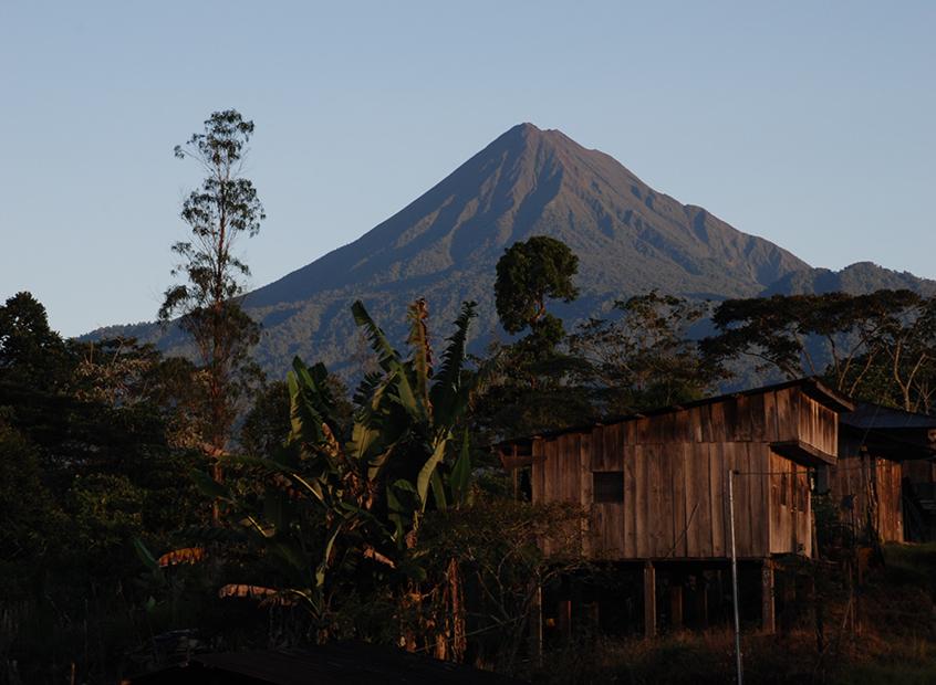 Sumaco UNESCO Biosphärenreservat